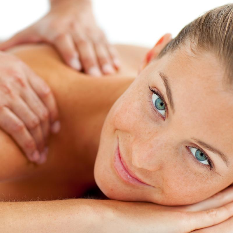 Massage bei Fußpflege und Massage Hannover
